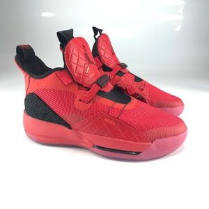 NIB Air Jordan XXXIII Red